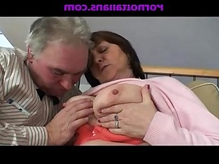 Granny Big Cock Mature Prostitut Sucking