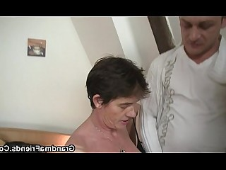 Granny Housewife Mammy Mature Old and Young Really Teen Threesome