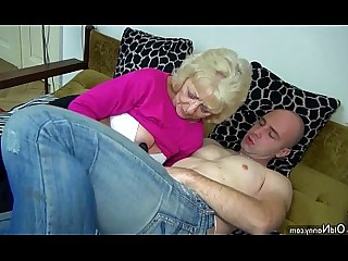 Fatty Granny Hairy Horny Mature Nasty Old and Young Pussy