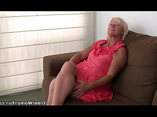 Granny Mammy Masturbation Mature Nylon Panties Stocking