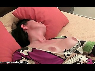 Cougar Mammy Masturbation Mature