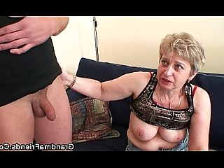 Big Cock Granny Horny Housewife Mammy Mature Old and Young Really