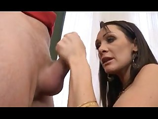 Slender MILF Sweet Mammy Hot Fuck Cumshot Ass