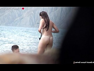 MILF Couple Beach Nude Teen