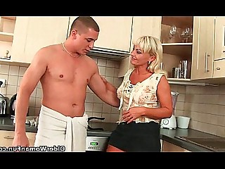 Big Cock Cumshot Facials Hot Housewife Mammy Mature Wife