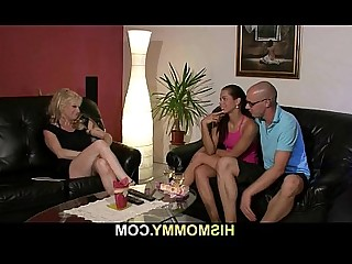 Nasty MILF Mature Mammy Kitty Amateur Girlfriend Sucking