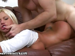 Ass Babe Blonde Big Cock Cum Cumshot Hot Huge Cock