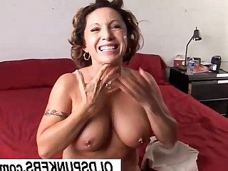 Facials Fuck Mammy Housewife Hot Granny MILF Busty