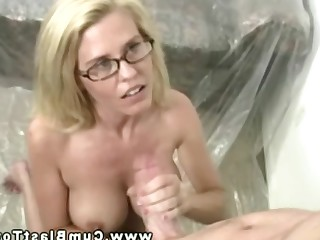 Amateur Blonde Bukkake Cum Cumshot Facials Handjob Hot