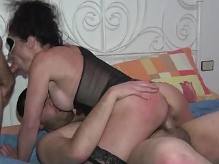 Amateur Anal Ass Cumshot Double Penetration Fatty Fuck Group Sex