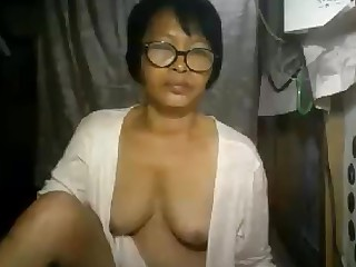Filipina Japanese Kiss Mammy Masturbation Mature MILF Webcam