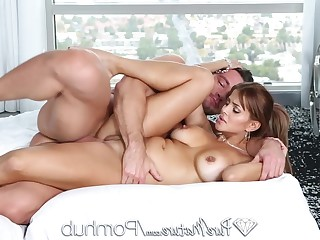 Big Tits Blowjob Brunette Big Cock Facials HD High Heels Huge Cock