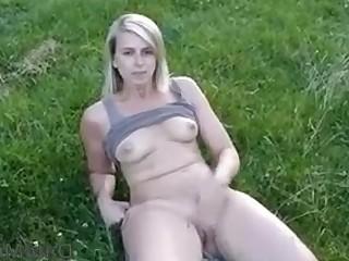 Amateur Ass Blonde Cougar Mammy Masturbation Mature MILF