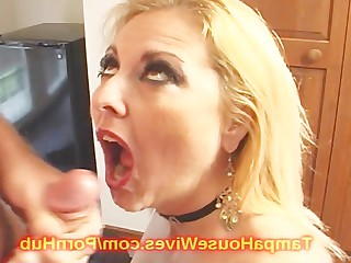 Amateur Big Tits Blonde Blowjob Boobs Bus Busty Cum