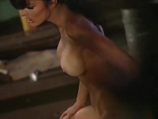 Big Tits Boobs Brunette Dolly MILF Pornstar Slave Vintage