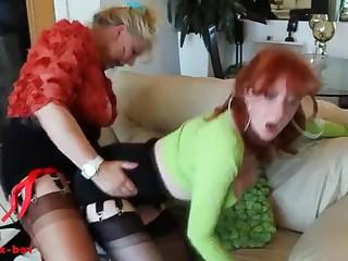 Big Tits Blonde Boobs Hot Lesbian Mammy Mature Redhead