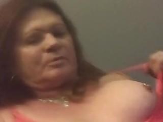 Amateur Big Tits Masturbation Mature Redhead Solo