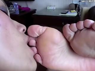 Feet Foot Fetish Lesbian Mature