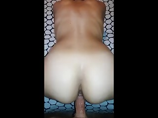 Amateur Ass Babe Big Tits Brunette Big Cock Doggy Style Fuck