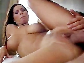 Ass Big Tits Blowjob Brunette Close Up Creampie Cumshot Fuck