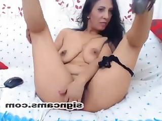 Big Tits Boobs Brunette Bus Busty Homemade Masturbation Mature