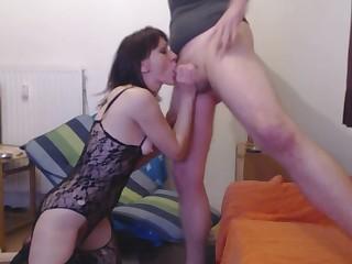 Amateur Blowjob Big Cock Crazy Deepthroat Fuck Kinky MILF