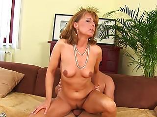 Blonde Brunette Cumshot Mammy Mature MILF