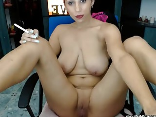 Big Tits Boobs Brunette Fetish Hot Juicy MILF Model