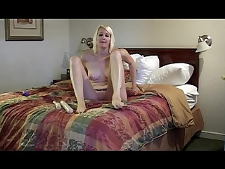 Amateur Big Tits Blonde Dildo Fingering Masturbation MILF Really