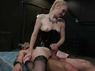 Ass BDSM Blonde Big Cock Cum Cumshot Fetish Handjob