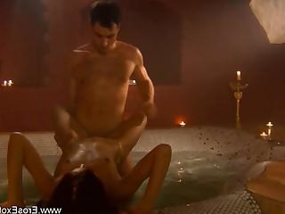 Babe Brunette Doggy Style Erotic Exotic Hardcore HD Indian