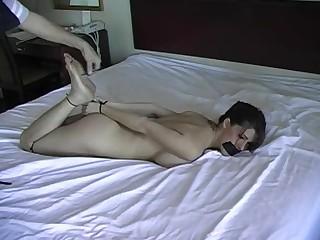 BDSM Brunette MILF