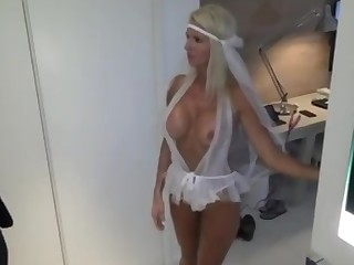 Babe Beauty Black Blonde Blowjob Big Cock Couple Doggy Style