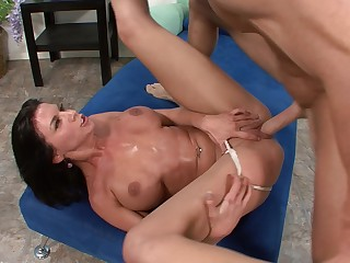 Babe Blowjob Brunette Big Cock Cumshot Fetish Fuck Hardcore