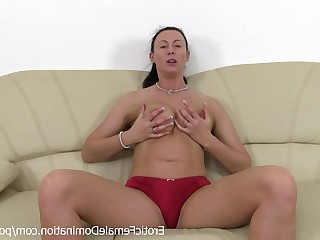 Amateur Ass Brunette Fetish Jerking Latex Mammy Masturbation
