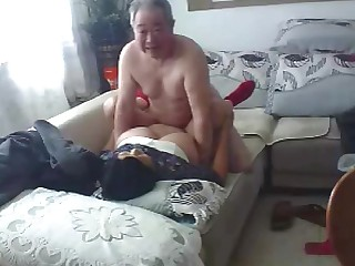 Amateur Ass Big Tits Boobs Brunette Chinese Couple Fatty