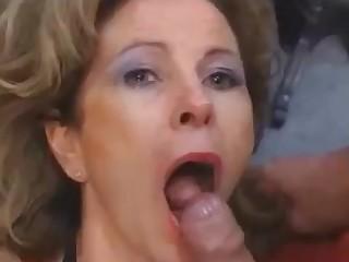 Amateur Bukkake Cum Cumshot Hot Mature MILF