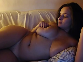 Amateur Big Tits Brunette Fatty Fetish Masturbation MILF Natural