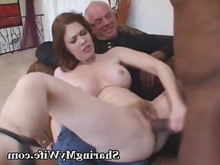 Doggy Style Hairy Innocent Interracial Lactation MILF Playing Redhead