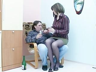 Mammy Mature MILF