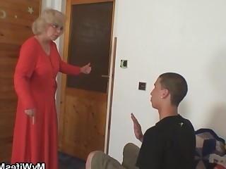 Daughter Fuck Granny Mammy Mature MILF Old and Young Really