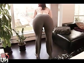 Amateur Ass Curvy Hidden Cam Hot Masturbation MILF Natural