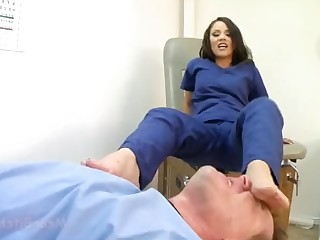 Babe Crazy Feet Foot Fetish Hot Mature Nurses
