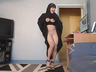 Ass Big Tits Boobs Brunette Cougar Mammy MILF Nylon