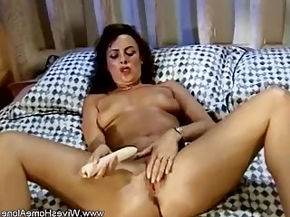 Amateur Anal Dildo High Heels Housewife Mammy Masturbation MILF