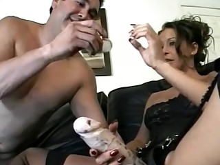 Anal Ass Big Tits Boobs Brunette Feet Fetish Foot Fetish