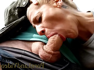 Beach Blonde Blowjob Big Cock Horny Huge Cock Little Mammy