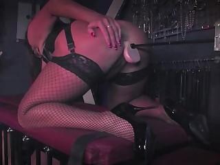 Big Tits Dildo Fetish Fuck MILF Slave Toys Funny