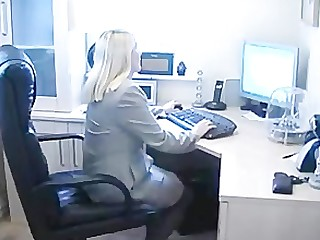 Amateur Big Tits Blonde BBW Fatty Fingering Hidden Cam Kitty