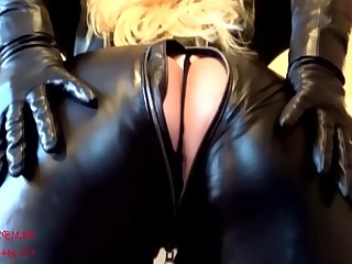 Amateur Ass Fetish Latex Mammy Masturbation MILF